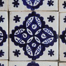Handbemalte Fliese Orientalisch Marokko Fliesen Mosaik Küche Bad Esszimmer 10x10