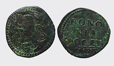 BOLOGNA - URBANO VIII 1623-1644 -AE/ QUATTRINO 1635 ?   RARA !