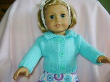 Doll clothes/ HANDMADE Sweater/Fits American Girl 18 inch  Dolls 18 inch doll