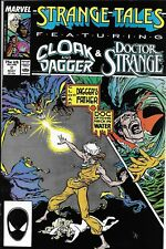Marvel Strange Tales featuring Cloak and Dagger and Doctor Strange comic issue 2