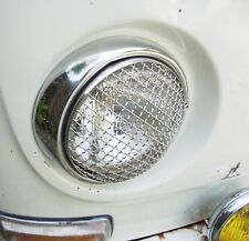VW Headlight Grilles Mesh Rally Vintage Baywindow Bug Beetle Type 3 Karmann Ghia