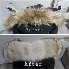 COYOTE FUR TRIM FOR CANADA GOOSE JACKETS ALL MODELS !!!
