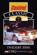 Twilight Zone (New DVD) 1982 Swedish Rally / Rally of Portugal 1977 Mikkola Alen