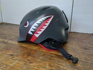 BERN, Kids Camino Snow Helmet Extra Small/medium 53-55 cm Grey Flying Tiger