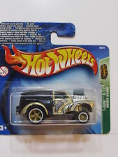 HOT WHEELS  2004 TREASURE HUNT MORRIS WAGON #108 SHORTCARD