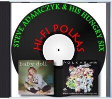 MZ 106 - Steve Adamczyk & His Hungry Six - Hi-Fi Polkas - POLKA CD