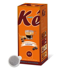 25 CIALDE CAFFE' KE' CAFE' - MOLINARI MISCELA CAFFE' AL GINSENG ESE 44 MM