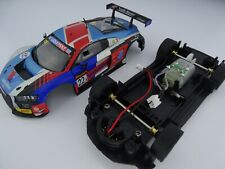 Carrera Digital 132 30869 Audi R8 LMS No. 22A Karosserie Chassis