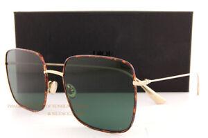 Brand New Christian Dior Sunglasses Dior Stellaire/1 XS 06J Gold Havana/Green
