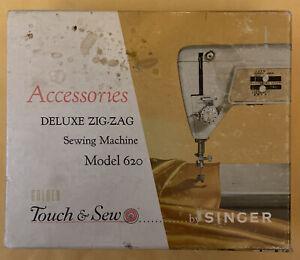 Singer Accessiries Model 620 Deluxe Zig Zag Part 161848