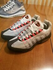 3656a740e9 2009 Nike Air Max 95 Team Orange size 8.5 safety mango neon infrared red 97  1995