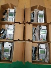 Verifone VX520 Contactless units/Refurbished/Unlocked/Used/Lot of 6