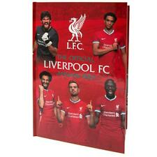 Liverpool 2021 Football Annual (Official Merchandise) - Christmas Gift