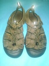 Keen Newport Brown Leather Trail Hiking  Men's Sandals Size US 12M