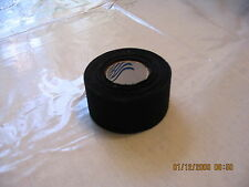 "BLACK HOCKEY TAPE  1 roll  1""x10yds.   *COSMETIC SECONDS *"