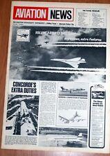 Aviation News 2.1 Leuchars,Concorde,Meteor,CP Air