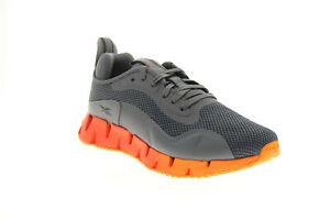 Reebok Zig Dynamica INT FY7059 Mens Gray Synthetic Athletic Running Shoes