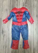 Marvel Spiderman Fancy Dress Costume (Spiderman 2) - 2-3 Years