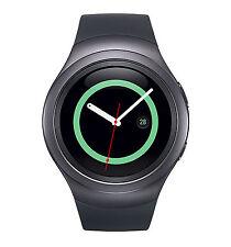 Samsung Galaxy Gear S2 R730A Smartwatch - Dark Gray