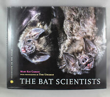 The Bat Scientists by Mary Kay Carson - Brand New Hardcover