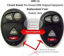 OEM Aztec Keyless Remote transmitter control FOB keyfob key less fab clicker bob