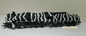 Liliput 131503 BR42 2-10-0 WWII - Winter-Camouflage, Ep. II DRG HO Scale DCC Rdy