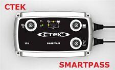 Ctek Smartpass Charger 12 Volts 120 Amps Smartpass Charger 12v CTEK 40-185