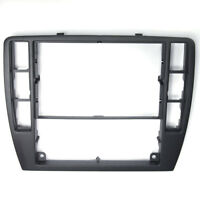 Center Console Panel OEM Black Dash Stereo Radio Trim for VW Surround PASSAT B5