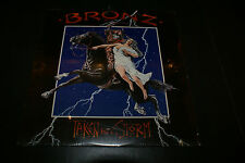 BRONZ Taken By Storm LP 1984  Bronze 7 90166-1 RARE FACTORY SEALED OUT OF PRINT