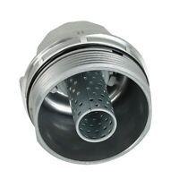 Genuine Toyota 15620-31060 Oil Filter Housing Cap Assembly + 15643-31050 Plug