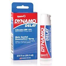 Screaming O Dynamo Delay Male Genital Desensitizing Desensitizer Prolong Spray
