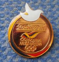 NOC COLOMBIA OLYMPIC RIO DE JANEIRO 2016 PIN BADGE