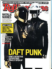 Rolling Stone Magazine June 6 2013 Daft Punk Natalie Maines EX 032416jhe