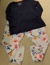 Joules Cici Top Womens Underwear Nightwear French Navy All Sizes