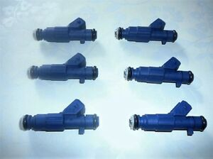 Ford falcon injectors BA-BF 4.0L XT Fairmont XR6  & XR6 TURBO 12 Month Warranty