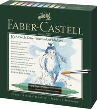 Faber-Castell Albrecht Dürer Watercolour Marker Pen Set Of 10 FC160310