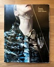 A Magazine Curated By DELFINA DELETTREZ #14 - New RARE But w Clear Shelf Wear