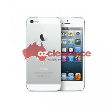 GRADE D | Apple iPhone 5 16GB White | Locked | Cracked LCD | Device Only