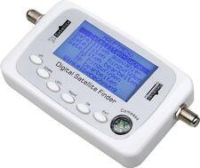 DUR-Line SF 3000 Digitaler SAT Finder Satfinder Satelliten Finder SF3000