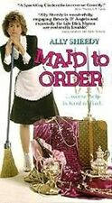 Maid to Order VHS RARE Comedy Video, Ally Sheedy, Tom Skerritt, Beverly D'Angelo