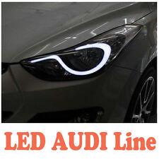 LED Luminous Eye Line Surface Emission DIY Kit 2p For 11 14 Hyundai Elantra MD