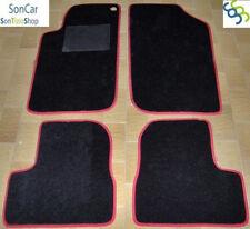 5599 su misura Tappetini gomma Peugeot 206 dal 10.1998-03.2006 MTM 3D cod