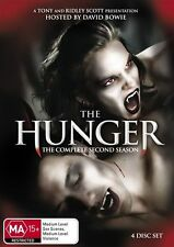 The Hunger : Season 2 (DVD, 2011, 4-Disc Set)