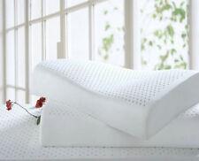 Pure Nature Latex Medium Pillow With Comfort Cover Hypoallergenic Anti bacteria