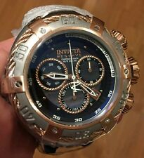 Invicta Watch 21349 ThunderBolt Rose Gold Men Diver Swiss Chronograph WristWatch