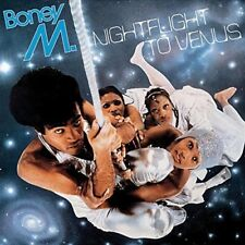 Boney M - Nightflight To Venus (1978) [New Vinyl LP] UK - Import
