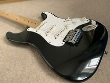 Fender Made In Japan MIJ 1984-87 Black Stratocaster