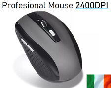 Game Mouse Mice 2400DPI 2.4GHz Wireless 6 Buttons Optical Gaming Mouse Computer