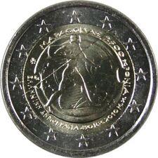 Pièces euro de la Grèce pour 2 euro Année 2010