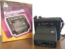 Fotocamera kodak Instamatic 930 vintage istantanea analogica